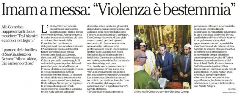 Visita Consolata - Repubblica